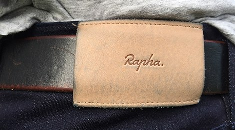Rapha's Indigo Denim - as good as the old ones?