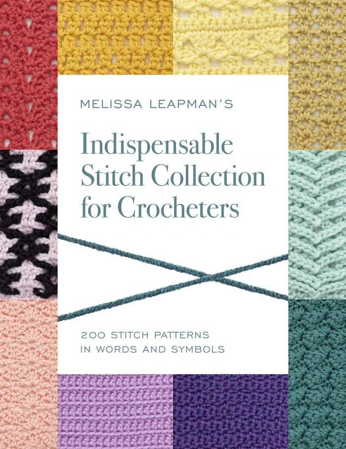 Melissa Leapman's Indispensable Stitch Collection for Crocheters - Book Review | www.thestitchinmommy.com
