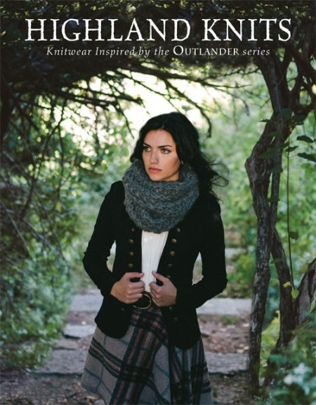 Highland Knits - Knitwear Inspired by the Outlander Series: Book Review | www.thestitchinmommy.com