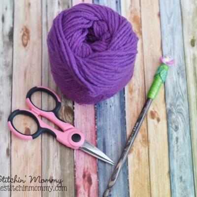 Learn to Crochet- Part 1