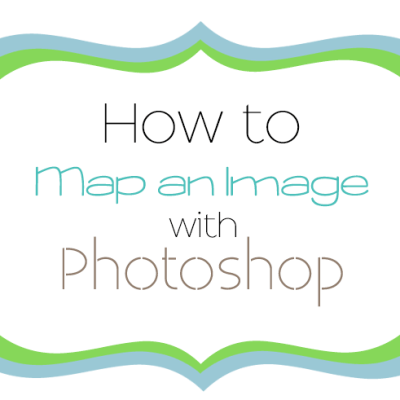 How to Map an Image Using Photoshop