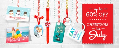 Zazzle Christmas in July