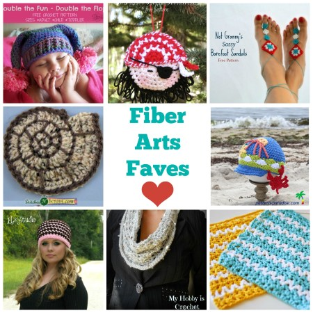 Fiber Arts Faves