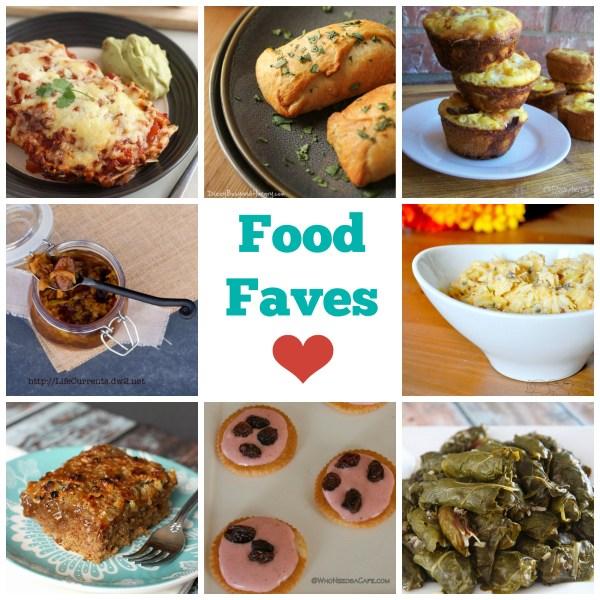 Food Faves Week 11