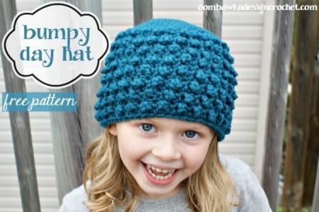 Bump Day Hat Free Pattern