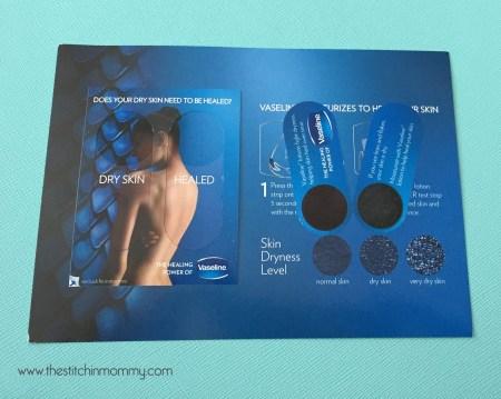 Vaseline 5 Day Challenge #Vaseline www.thestitchinmommy.com