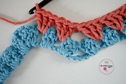 Granny Ripple Stitch Tutorial | www.thestitchinmommy.com