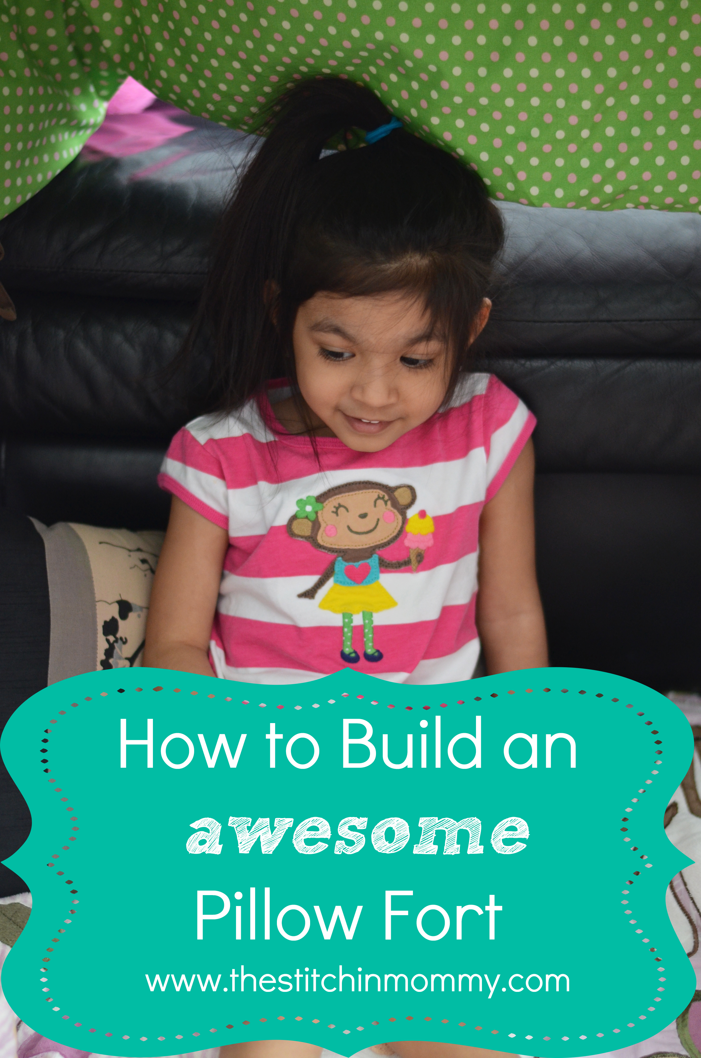 How to Build an Awesome Pillow Fort with Pop Secret  The