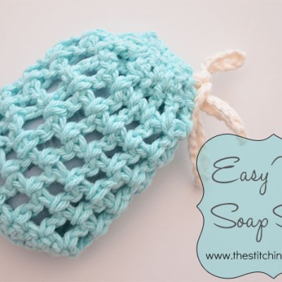 Easy Mesh Soap Saver