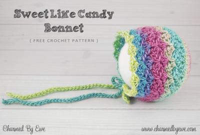 Sweet Like Candy Bonnet