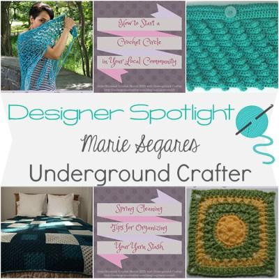 Designer Spotlight – Marie Segares from Underground Crafter