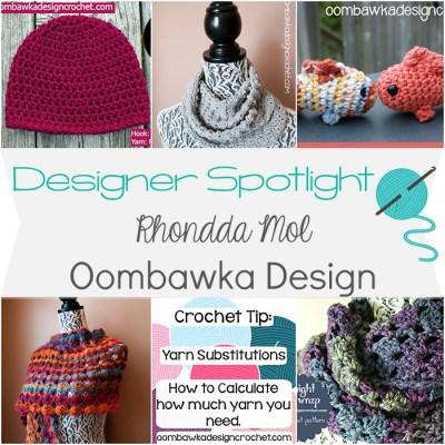Designer Spotlight – Rhondda Mol From Oombawka Design