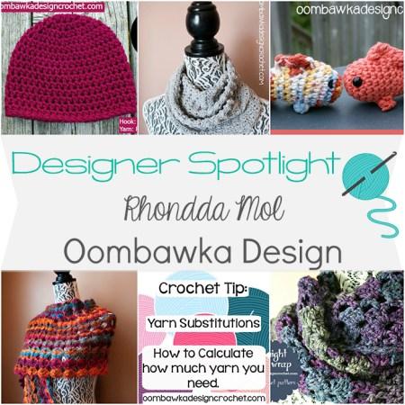 Designer Spotlight - Rhondda Mol from Oombawka Design | www.thestitchinmommy.com