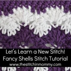 Let's Learn a New Crochet Stitch - Popcorn Stitch Tutorial | www.thestitchinmommy.com #crochet #popcorn #stitch #tutorial