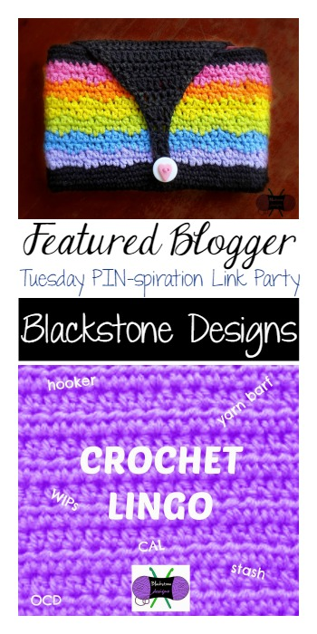 Featured Blogger - Blackstone Designs | Tuesday PIN-spiration Link Party | www.thestitchinmommy.com