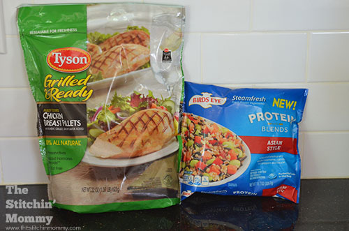 Turn Down the Heat and Turn Up the Flavor with Birds Eye and Tyson #FastFreshFilling #Pmedia #ad | www.thestitchinmommy.com