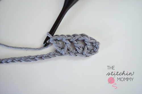 Let's Learn a New Crochet Stitch! - Basket Stitch Tutorial | www.thestitchinmommy.com