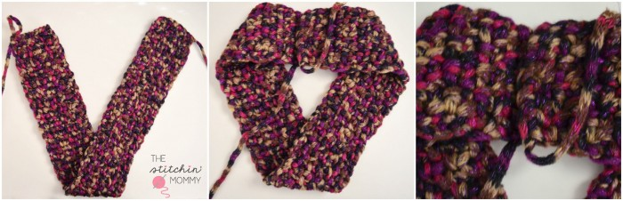 Romance In Twilight Mobius Scarf The Stitchin Mommy