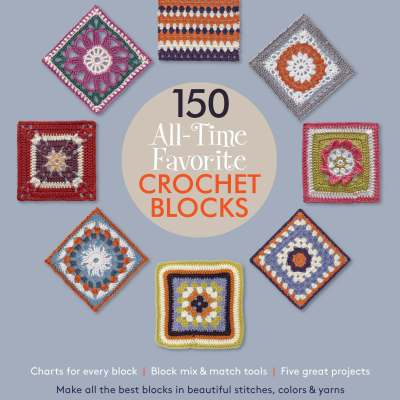 150 All Time Favorite Crochet Blocks: Book Review
