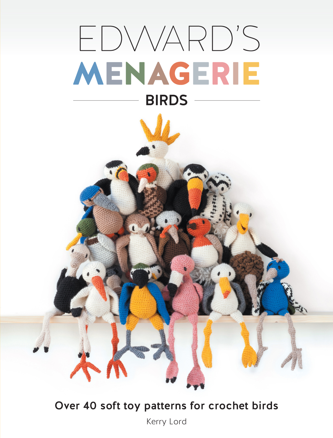 Edwards Menagerie Birds Book Review The Stitchin Mommy