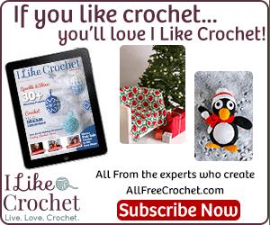 I Like Crochet Magazine - December Issue