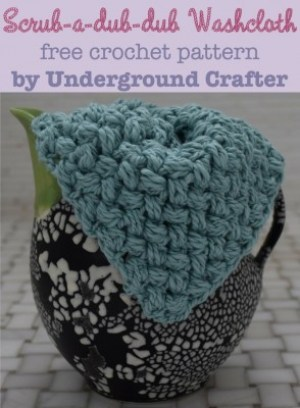 Scrub-a-dub-dub-Washcloth-free-crochet-pattern-by-Underground-Crafter-button-294x400