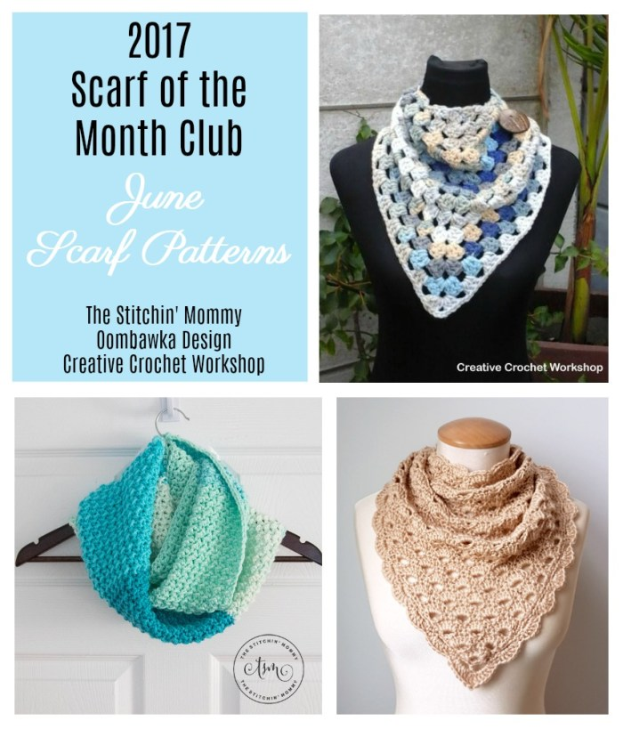 Faerie Magic Infinity Scarf Free Crochet Pattern The Stitchin Mommy