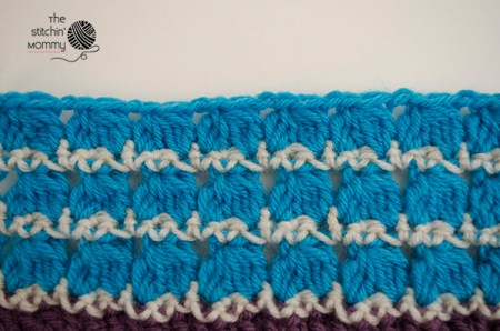 Wonder Crochet Blanket CAL Part 17   www.thestitchinmommy.com