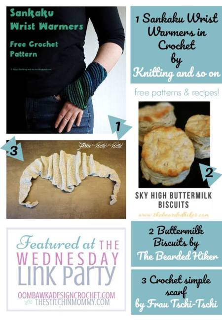 The Wednesday Link Party #221 Featured Favorites | www.thestitchinmommy.com