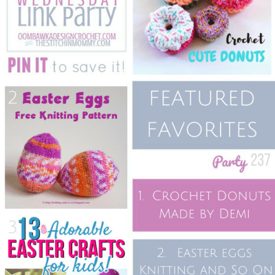 The Wednesday Link Party 237