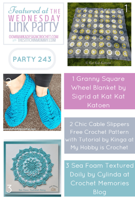 The Wednesday Link Party #243 Featured Favorites | www.thestitchinmommy.com