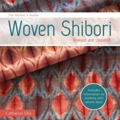 The Weaver's Studio: Woven Shibori – Book Review