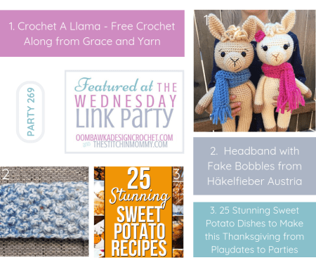 The Wednesday Link Party #269 Featured Favorites | www.thestitchinmommy.com