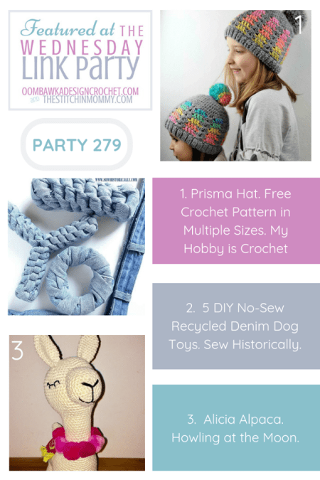 The Wednesday Link Party #279 Featured Favorites | www.thestitchinmommy.com
