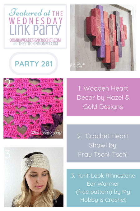 The Wednesday Link Party #281 Featured Favorites | www.thestitchinmommy.com