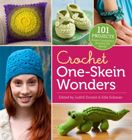 Crochet One-Skein Wonders - Book Review and Pattern Excerpt   www.thestitchinmommy.com