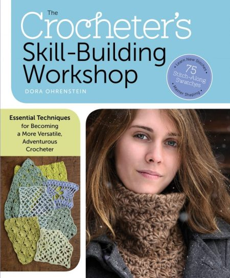 The Crocheter's Skill-Building Workshop Book Review and Pattern Excerpt | www.thestitchinmommy.com