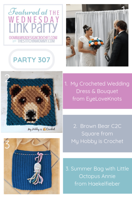The Wednesday Link Party #307 Featured Favorites | www.thestitchinmommy.com