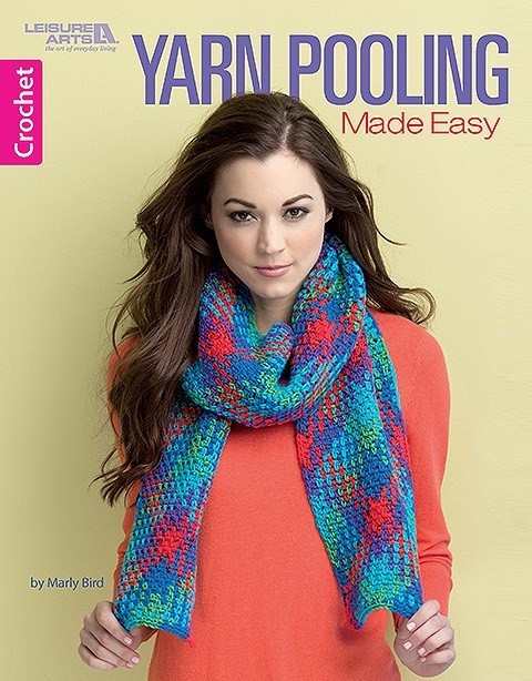 Yarn Pooling Made Easy by Marly Bird - Book Review and Giveaway | www.thestitchinmommy.com