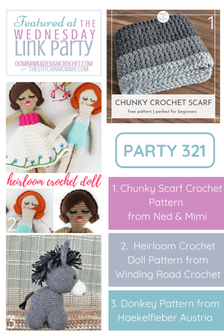 The Wednesday Link Party #321 | www.thestitchinmommy.com
