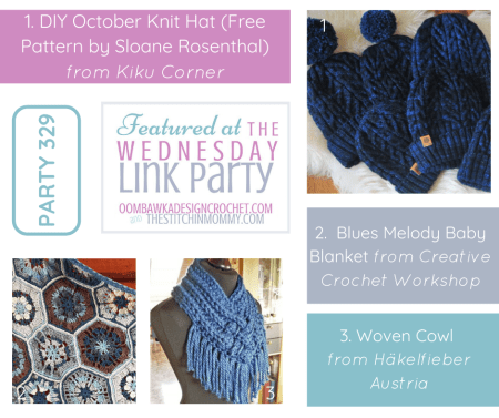 The Wednesday Link Party #329 | www.thestitchinmommy.com