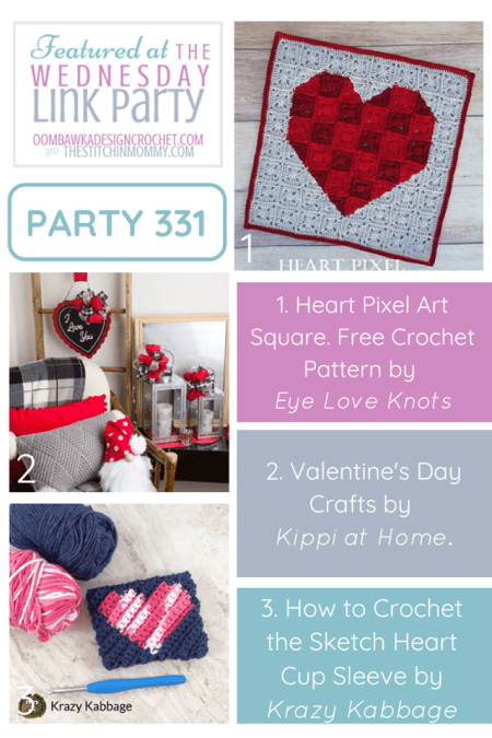 The Wednesday Link Party #331 | www.thestitchinmommy.com