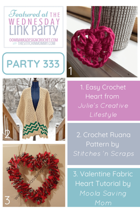 The Wednesday Link Party #333 | www.thestitchinmommy.com
