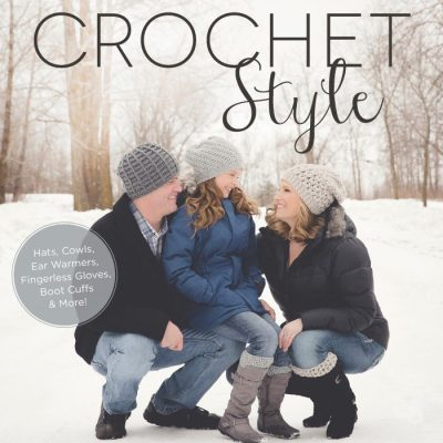 Crochet Style by Jennifer Dougherty – Book Review