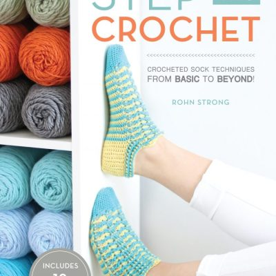 Step Into Crochet – Book Review and Giveaway