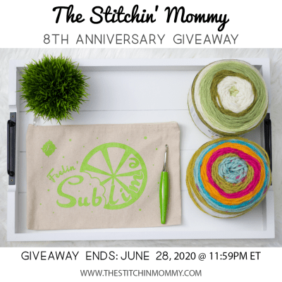 Eighth Anniversary Giveaway!