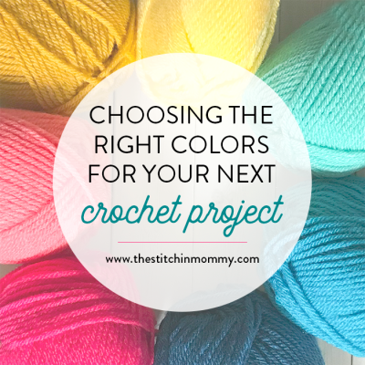 Choosing the Right Colors for Your Next Crochet Project