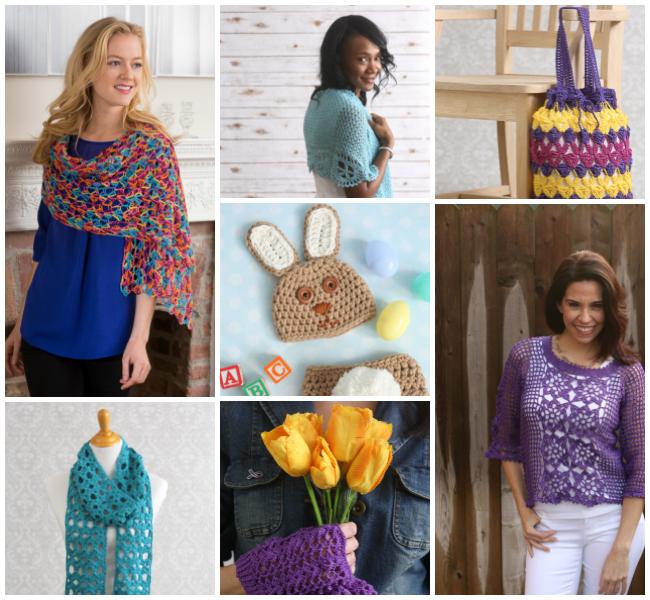 I Like Crochet Magazine - April 2016 Issue   www.thestitchinmommy.com