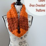 Pumpkin Spice Cowl – Free Crochet Pattern