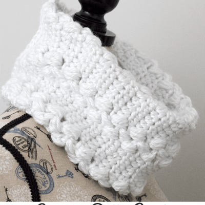 Snowy Path Cowl – Free Crochet Pattern (Make it for Me 2018)